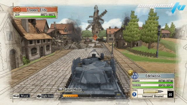 Valkyria Chronicles PC Game