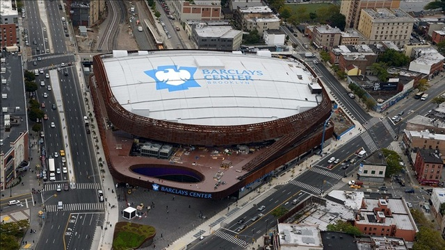Atlantic Barclay Center To Long Island