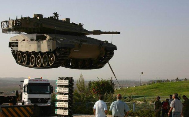 größter panzer der welt