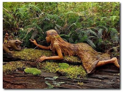 Las esculturas mágicas de Bruno Torfs - Marysville Australia - Jardín de esculturas8