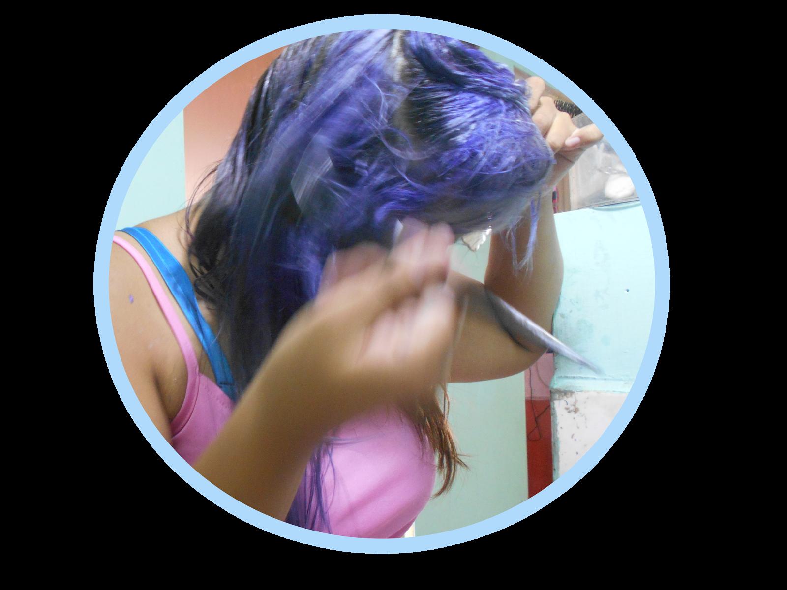 Luna diy como quitar y deslavar colores fantas a - Como quitar los pelos de gato de la ropa ...