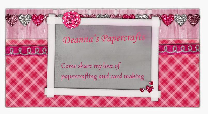 Deanna's Papercrafts