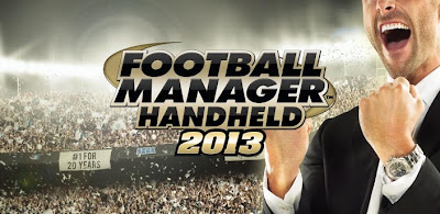 Football Manager Handheld 2013 APK v4.2 Android [Full] [Gratis]