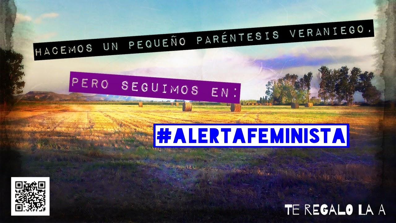 #alertafeminista