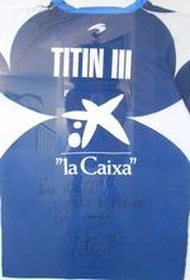 Camiseta de Titín III
