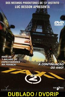 Assistir Taxi 2 Dublado 2000