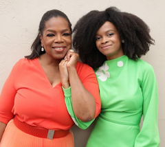 Oprah Winfrey and Me (I was chosen as one of her Supersoul 100!!)