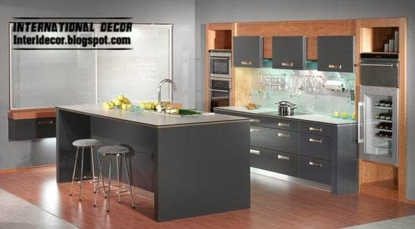 eco friendly kitchen designs with mdf kitchen cabinets