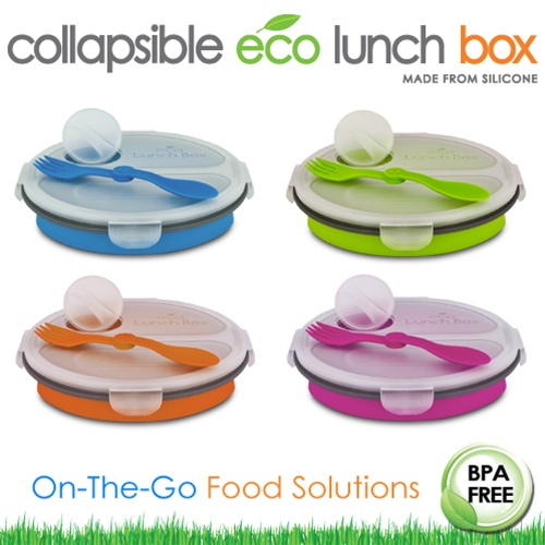 A YEAR OF JUBILEE REVIEWS: Collapsible Eco Lunch Box by Smart Planet ...