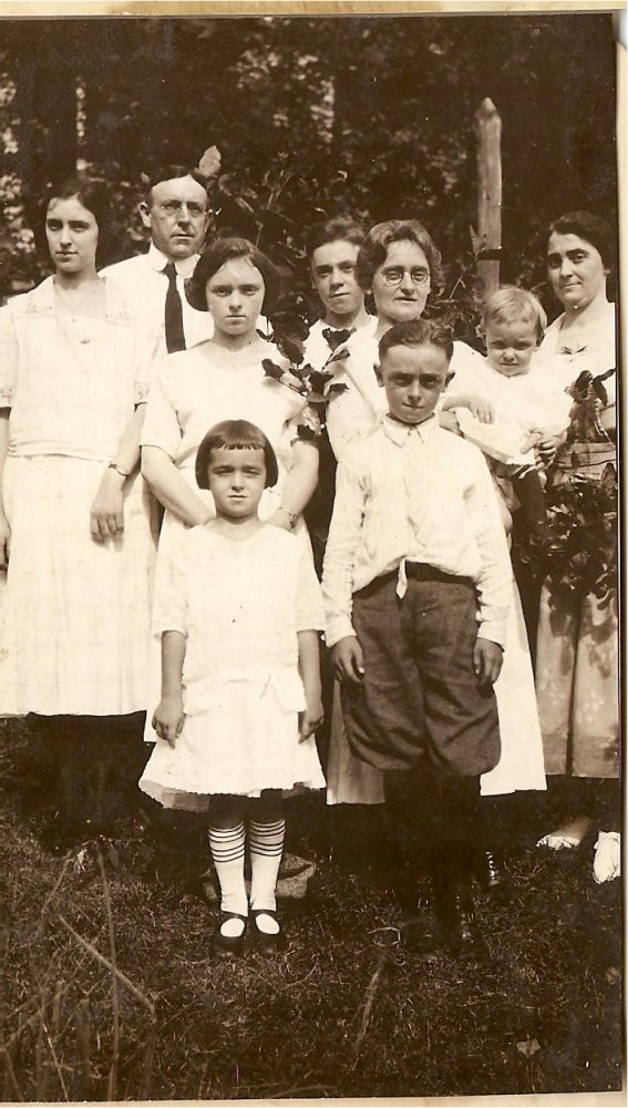 Old scary family photos