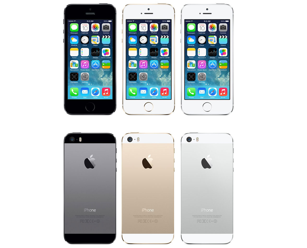 Priser På iPhone 5s