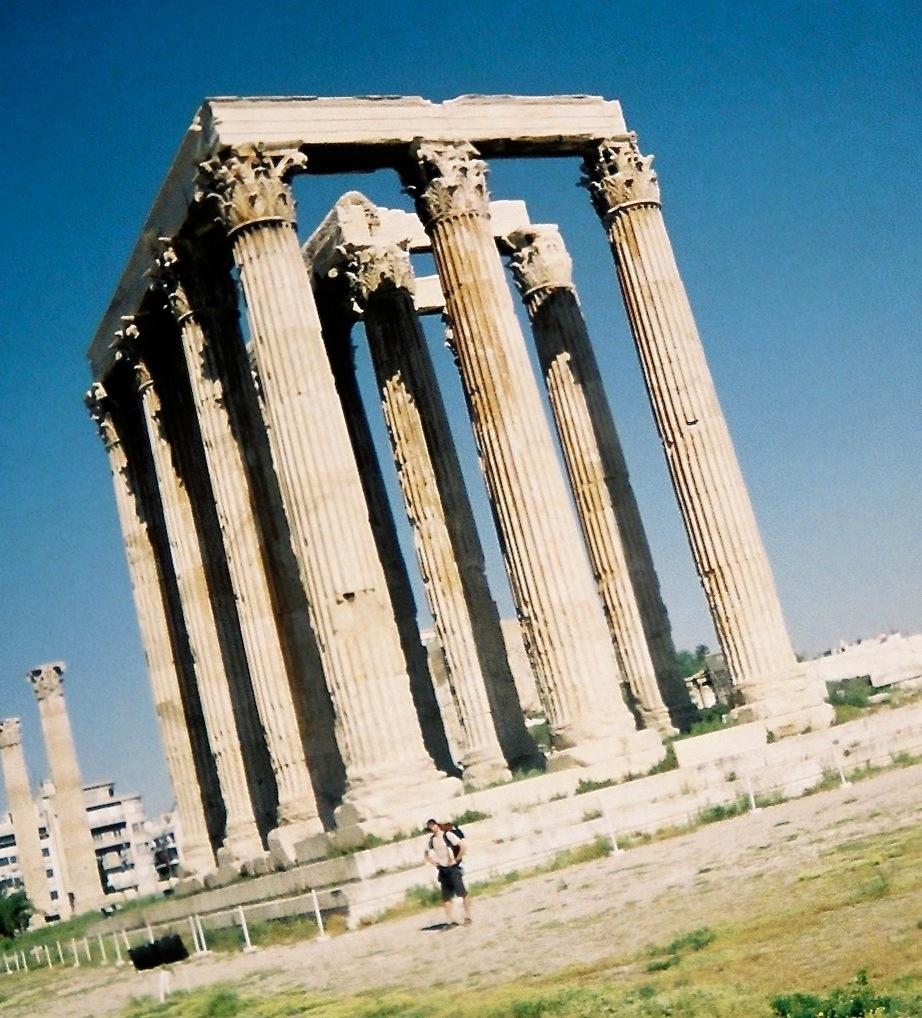 L'Esprit Vagabond: Europe 2003: Un Long Détour Vers La Grèce