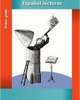 Español Lecturas Primer Grado Libro de Texto SEP (2013-2014)
