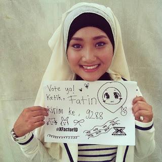 Senandung Cinta untuk Fatin