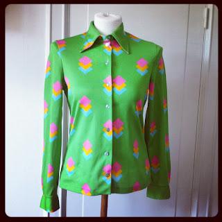 Marshmallow Electra vintage shirt