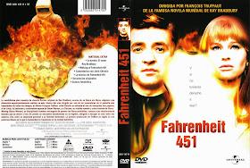 Carátula de Fahrenheit 451