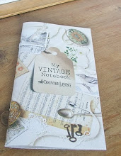 Country Living magazine 'The Vintage Notebook'