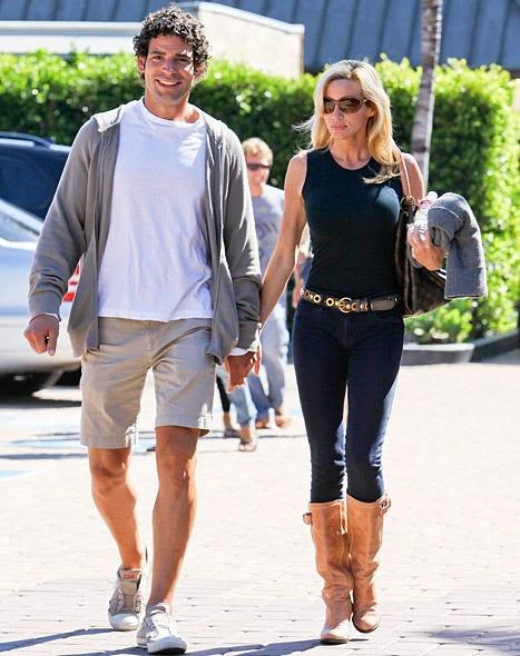Reality Gossip: Camille Grammer and her boyfriend Dimitri