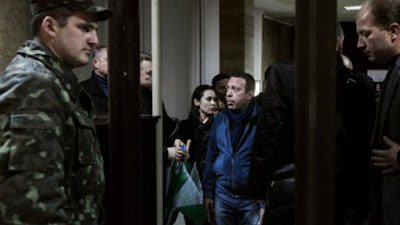 """The head of the political council of the party """"Ukrop"""" Korban arrested"""
