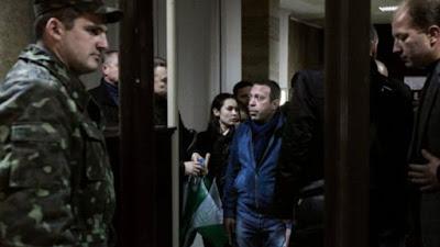 """Il leader del partito """"Ukrop"""" Korban è stato arrestato"""