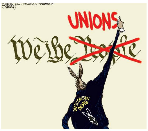 public sector unions The clock is winding down to a court showdown with public-sector unions in the janus v afscme case on february 26, the us supreme court will hear the request of.