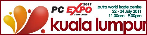 pc expo 2011,pc expo 2011 kuala lumpur,pc expo 2011 pwtc,pc expo julai 2011,pc expo 22 julai 2011