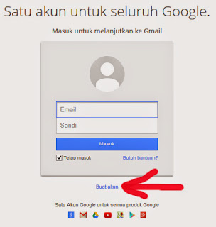 membuat email di gmail google 1