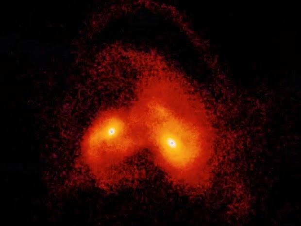 Markarian 177 Black Hole Galaxy