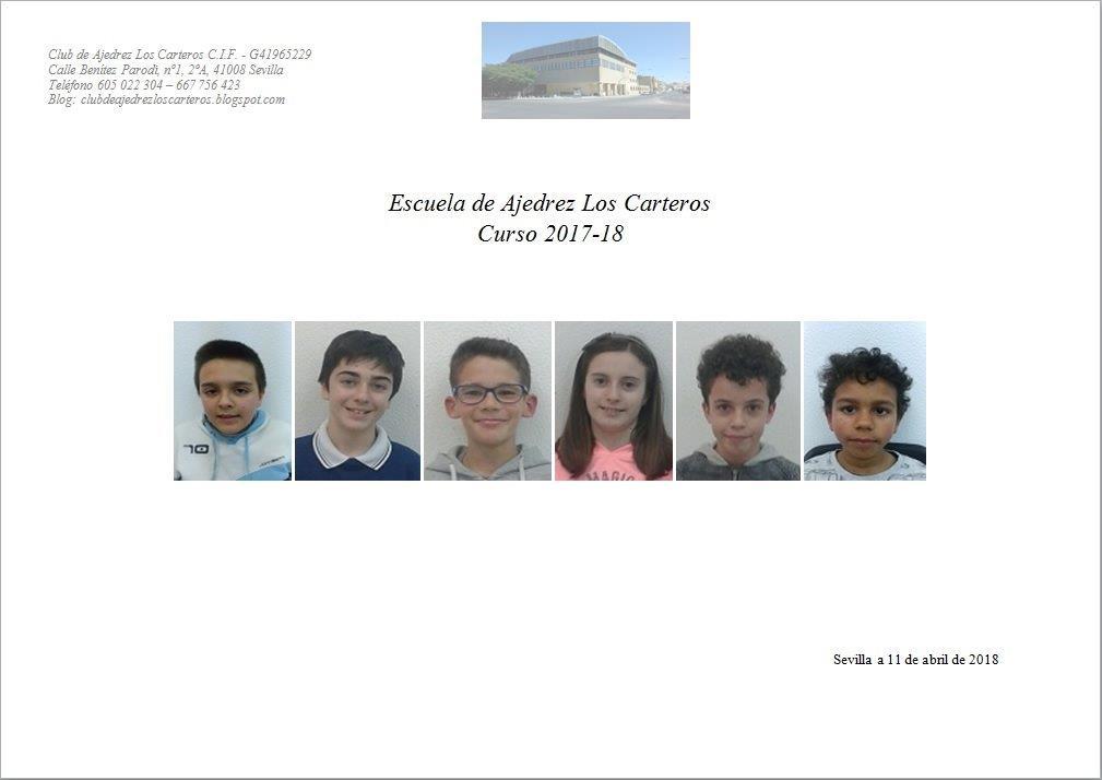 Escuela de Ajedrez Los Carteros