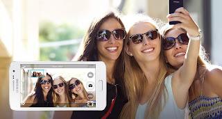 Selfie panoramas