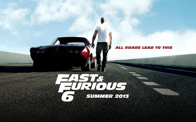 Fast and Furious 6 ha funcionado muy bien en taquilla
