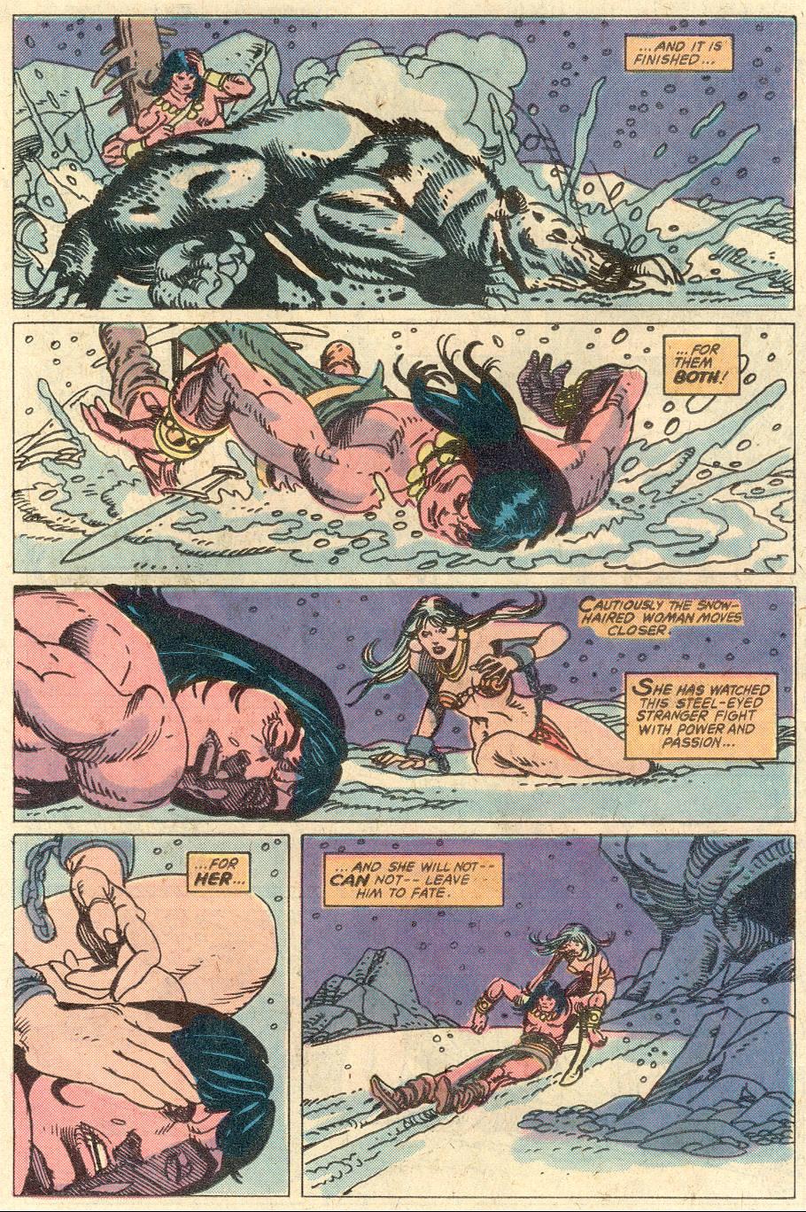 Conan the Barbarian (1970) Issue #127 #139 - English 8