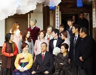 KOREA DRAMA Bride Of Century