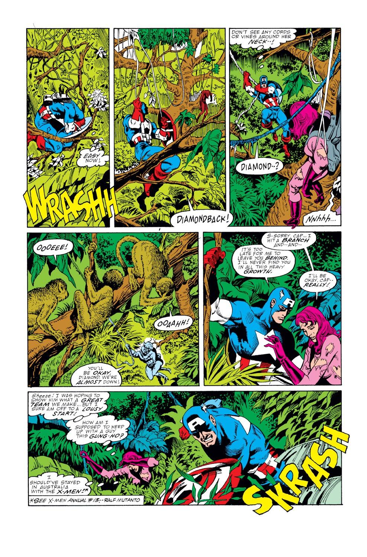 Captain America (1968) Issue #358 #291 - English 15