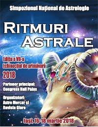 Ritmuri Astrale - Iasi, 16-18 martie 2018