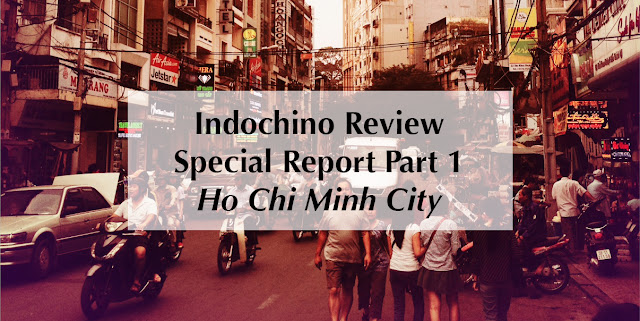 Special Report from Asia, Ho Chi Minh City Tailors