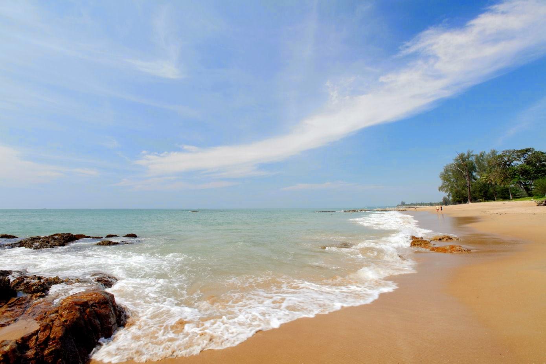 Khao Lak, Nang Thong Beach