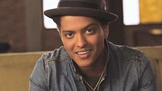 Daftar Lagu dan Lirik Bruno Mars