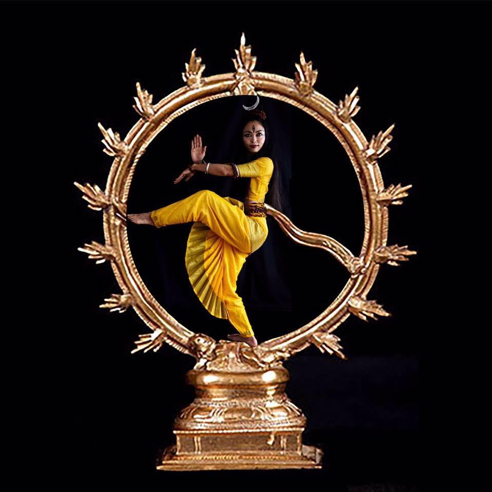 Yogeshwari Giri - Chhau Dance