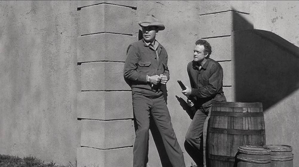 courage in 3 10 to yuma Delmer daves' 3:10 to yuma (1957) was no exception  the culmination of ben's  mind games and dan's attempt to muster all his courage.