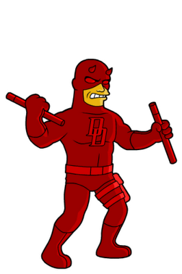 Daredevil_Marvel_Comics_Simpson