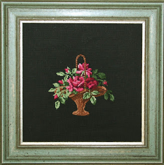 G-223 Basket of Roses