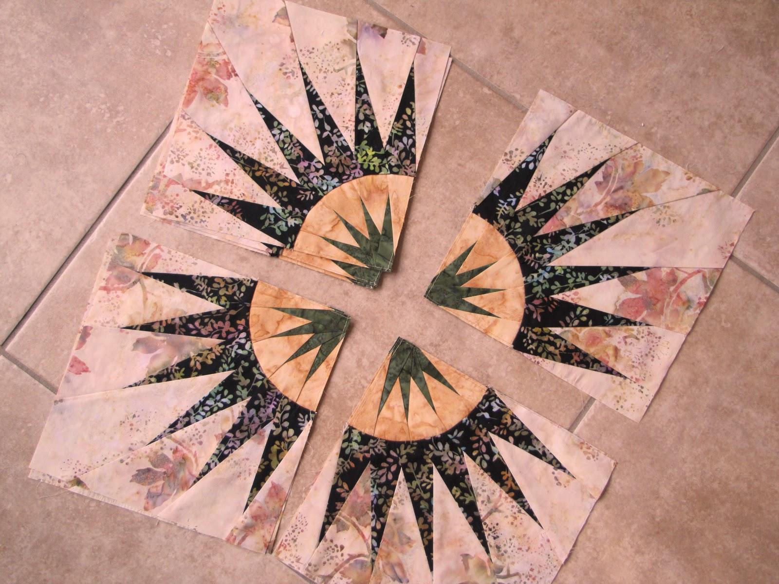 What A Hoot A Paper Piecing Foundation Tutorial Courtesy Of Bom