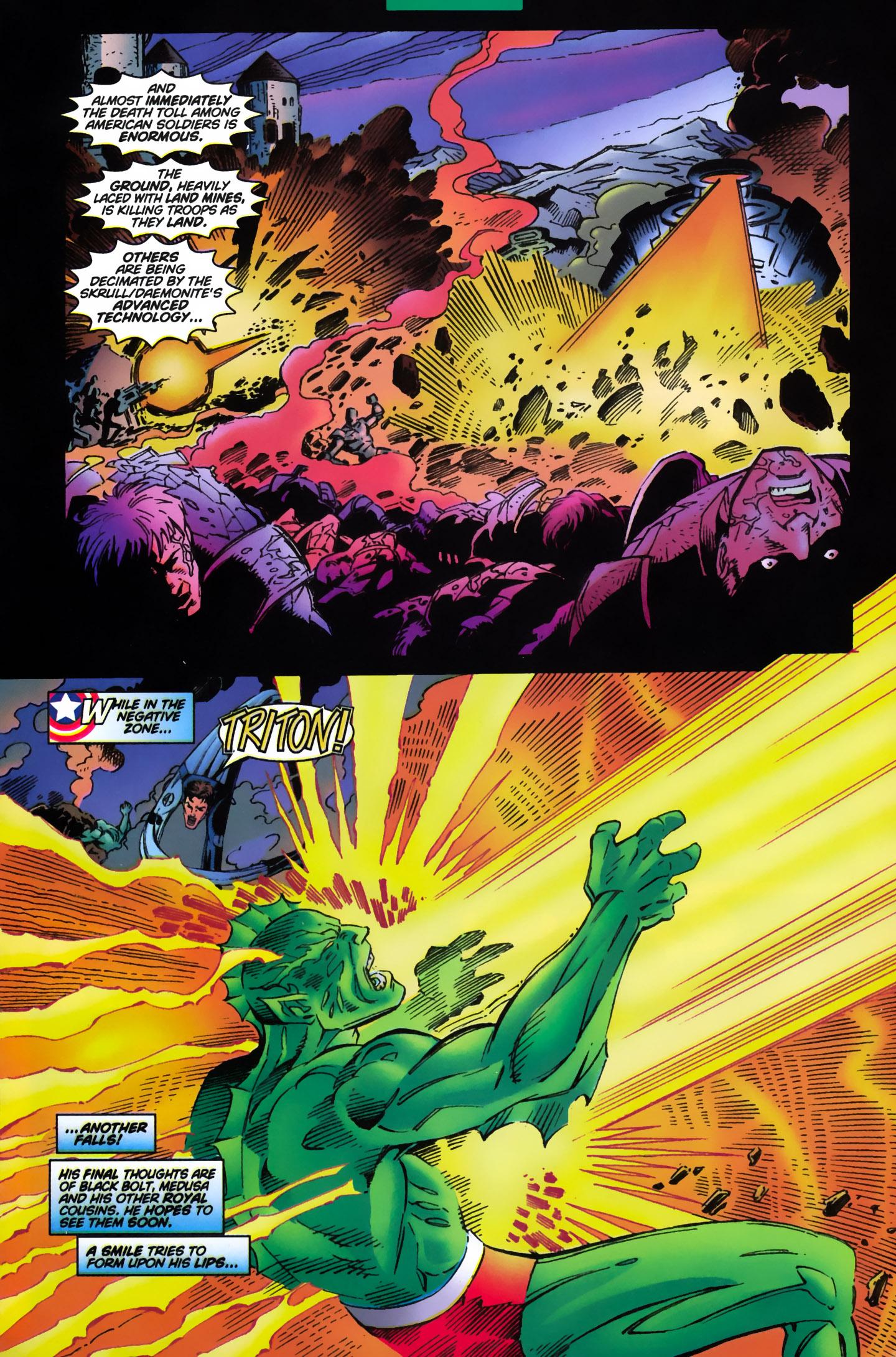 Captain America (1996) Issue #13 #19 - English 10
