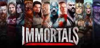 wwe immortals apk and obb download android