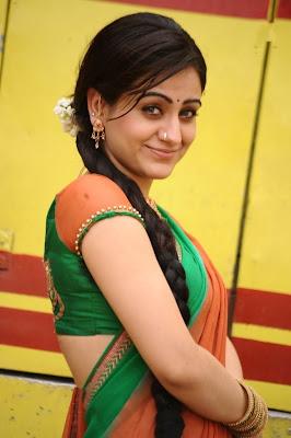 aksha in saree hot photoshoot