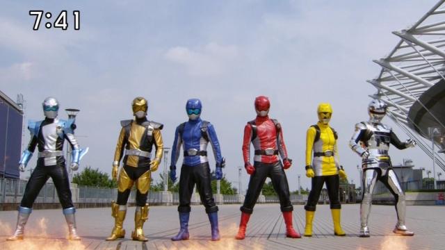 Hình ảnh phim Tokumei Sentai Go Busters