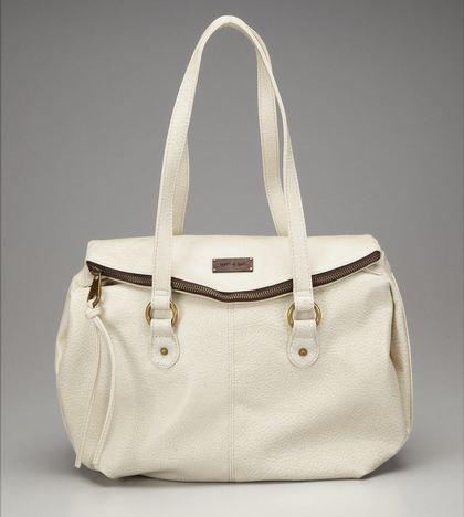 La Victoire Nantucket Flap Shoulder Bag 43