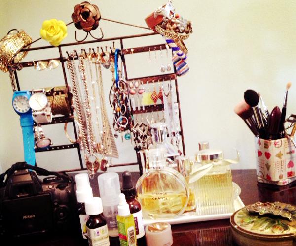 Jewelry Storate
