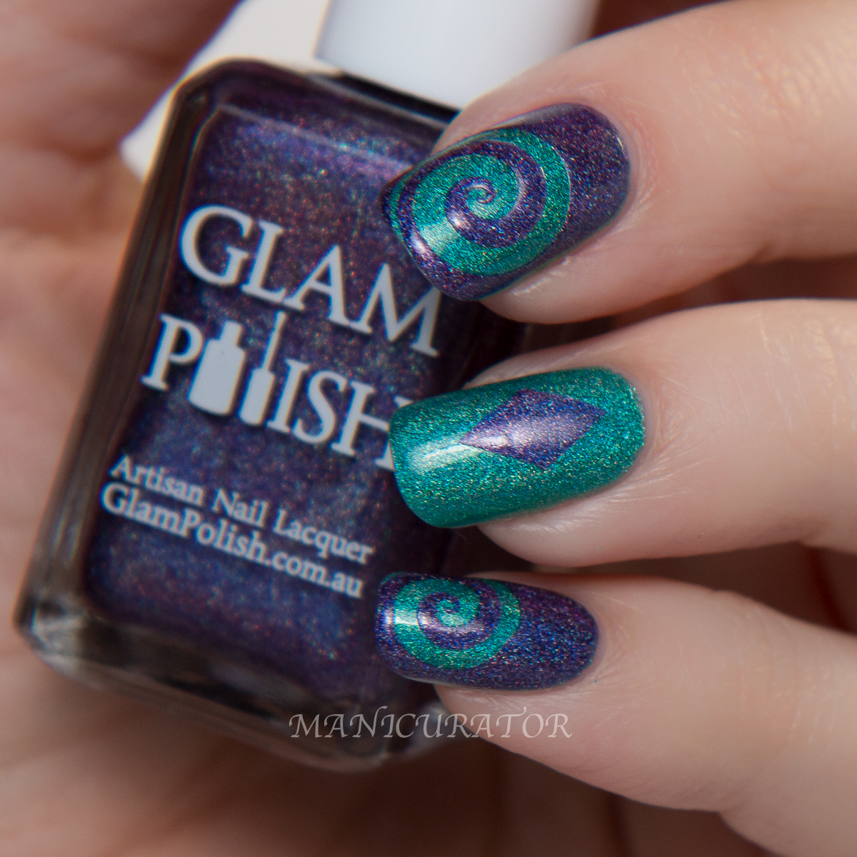 Glam-Polish-Knockout-Bam-kaboom-nail-art-Swatch